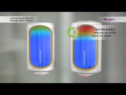 Elektrische boiler - Bi-light van Tesy