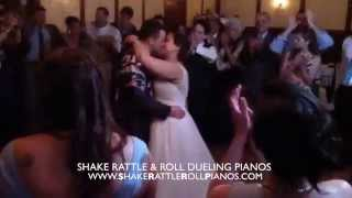 5/24/15 - Shake Rattle & Roll Dueling Pianos - Video of the Week!