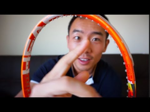 My Racquet Cracked! Racquet Review: Yonex EZone DR 98, Wilson Blade, Babolat Pure Aero & Pure Strike