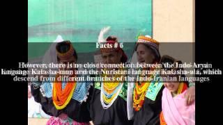 Kalash language Top # 13 Facts