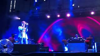 Incubus - Quicksand/A kiss to send us off (live Summer Break Festival Buenos Aires 14/12/13)
