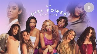 Blankpaper | My Feel Good, Motivational, Girl Power Playlist 🎶🎧