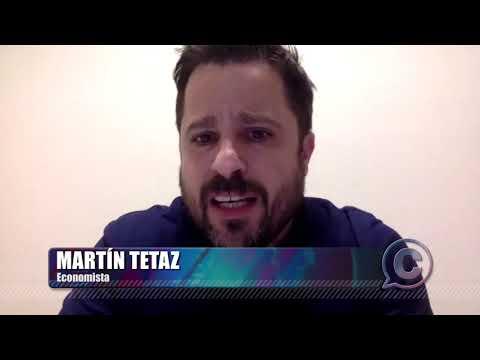 """El economista Martín Tetaz consideró """"razonable"""" correr el pago del aguinaldo a septiembre"""