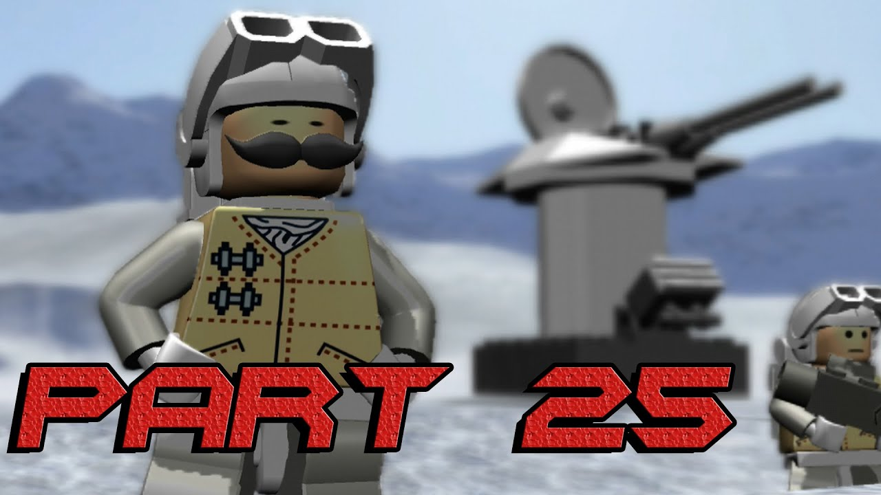 Lego Star Wars: Die komplette Saga – Part 25 – Schlacht auf Hoth