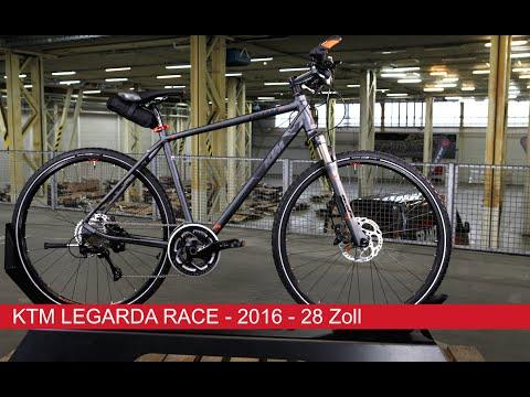 KTM LEGARDA RACE - 2016 - 28 Zoll
