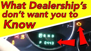 How to check codes and clear codes FOR FREE Check engine light