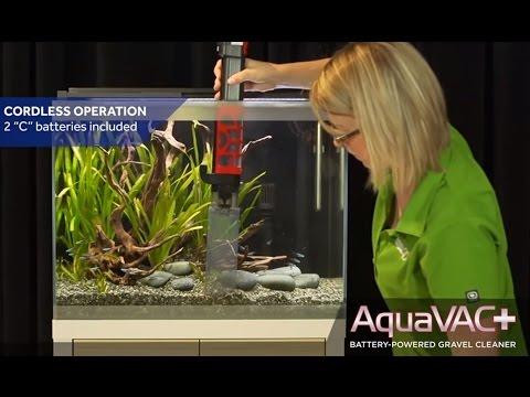 Hersteller-Video Fluval AquaVAC Plus – EN