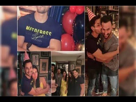 Kunal Kemmu celebrates his BIRTHDAY with wife Soha Ali Khan and friends