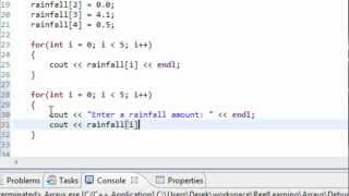 Download Youtube: C++ Programming: Intro to Arrays Part I