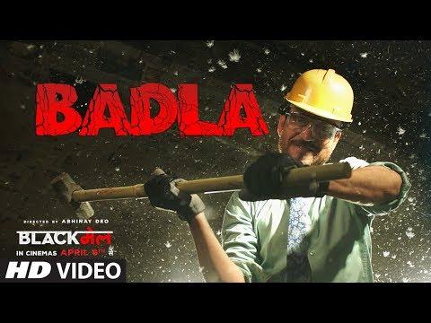 Badla hindi video song
