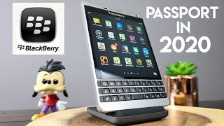 BlackBerry Passport SE in 2020: The Biggest BlackBerry Revisited