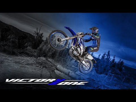 2020 Yamaha WR250F in Tamworth, New Hampshire - Video 1
