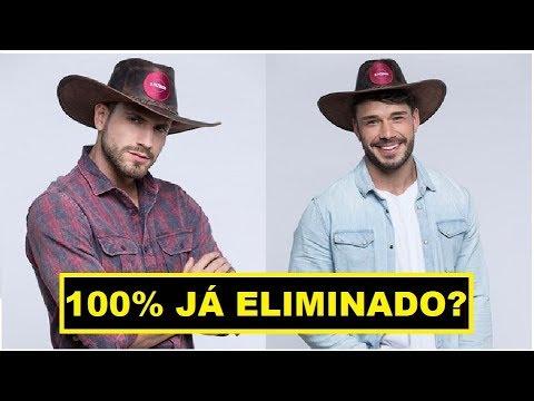 """REVIRAVOLTA? Enquete """"JÁ MOSTRA 100%"""" quem vai """"SAIR"""" da FAZENDA 11?"""
