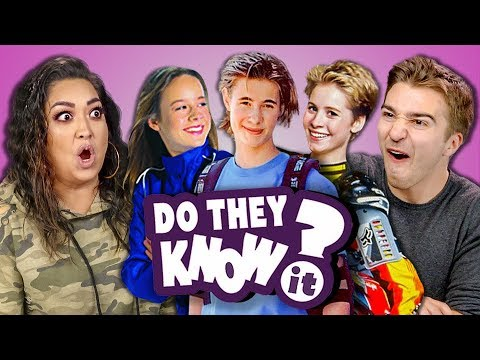 DO ADULTS KNOW DISNEY CHANNEL MOVIES? Sports Edition (REACT: Do They Know It?)