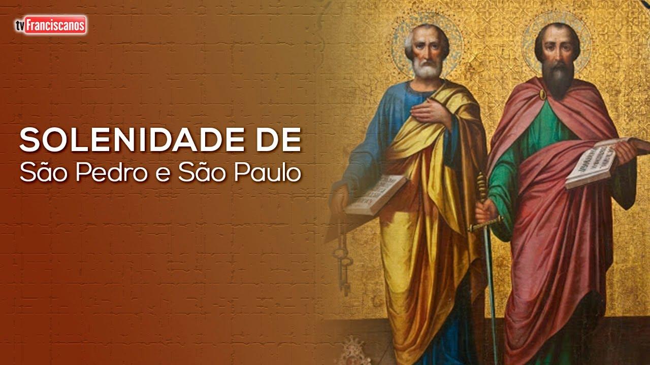 Por que a Igreja celebra São Pedro e São Paulo no mesmo dia?