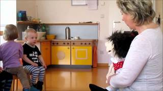 Kumquats - Handpuppen Anwendung im Kindergarten (lange Version)