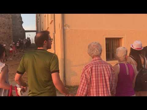 Θεσσαλονίκη: Ανθρώπινη αλυσίδα γύρω από το φρούριο του Επταπυργίου (βίντεο)