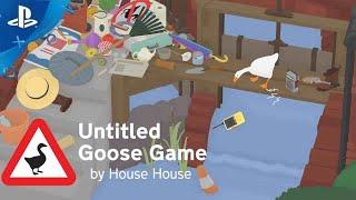 PlayStation UNTITLED GOOSE GAME - Trailer State of Play #4 en ESPAÑOL anuncio