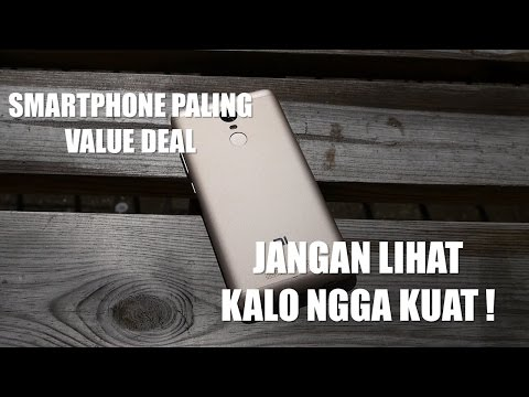Unboxing & Initial Review Xiaomi Redmi Note 3 Pro Indonesia