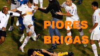 Neymar Jr - Piores brigas e confusões