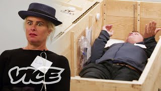 Will People Fly in a Coffin to Save Money? - Fake Focus Group