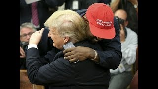 CNN on Kanye West Trump Exploited 'a Man Who's Clearly Not Okay'