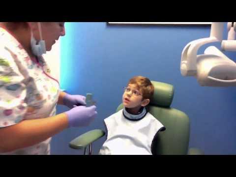 Jack-Hyatt's first Dental Xray 6/2013