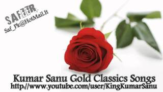 Kumar Sanu Love Romentic Songs - Pal Pal Dil Ke Paas Tum Rehti Ho (Movie: Black Mail *Old*) To S...