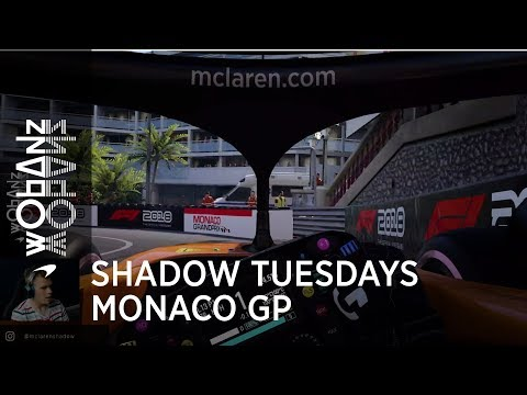 Image: Watch: McLaren's Monaco Grand Prix preview lap!