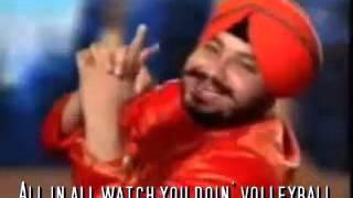 TUNAK TUNAK tun english lyrics hilarious