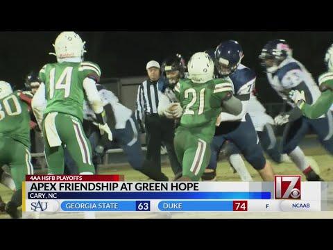 Apex Friendship upsets Green Hope in defensive struggle