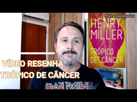 Vídeo Resenha do Livro Trópico de Câncer