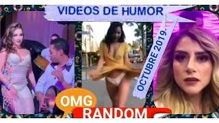 VIDEOS VIRALES/ VIDEOS DE  HUMOR/ VIDEOS RANDOM/ OCTUBRE 2019/ Pura risa  🤣😣☻🙃