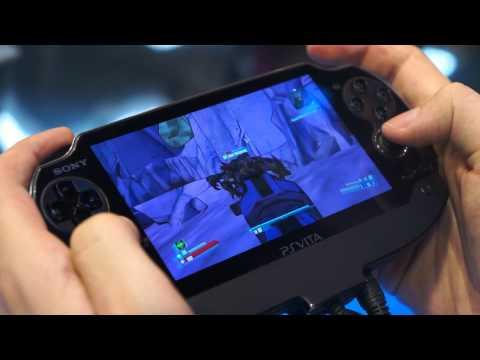 Záběry z Borderlands 2 na PlayStation Vita