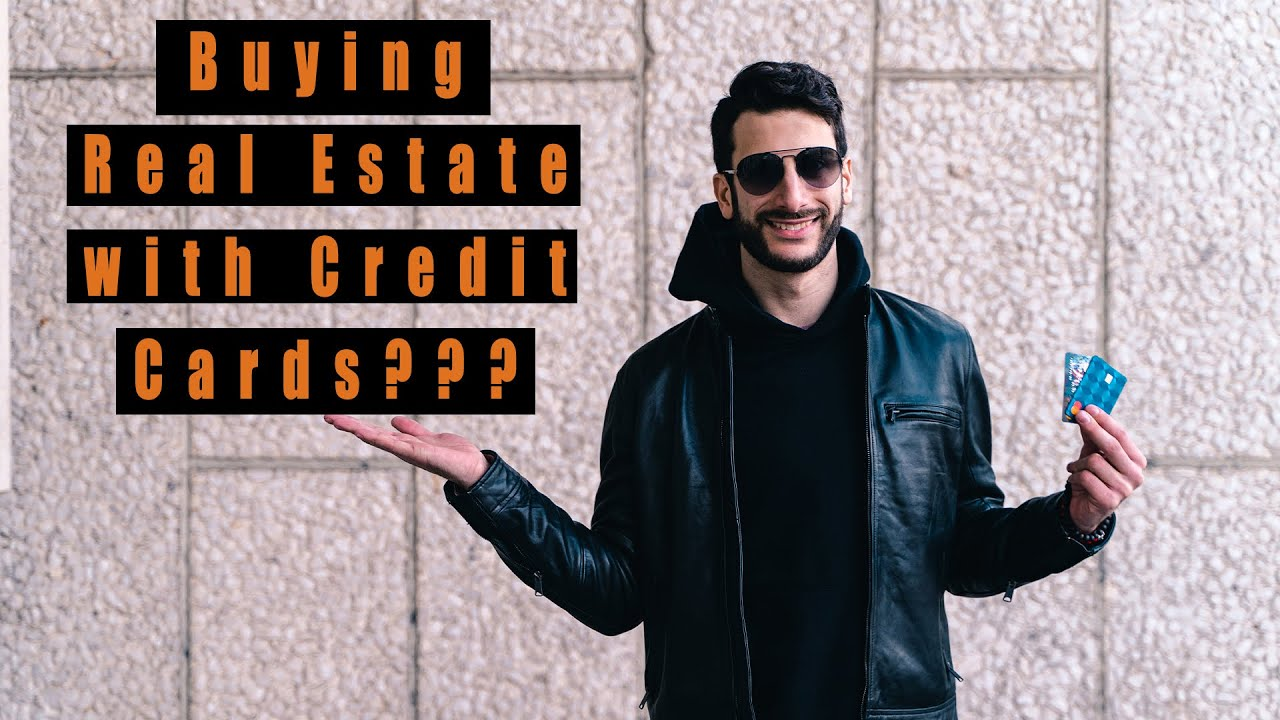How to Purchase Realty with Credit Cards (It's Easier Than You Believe)