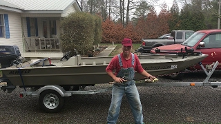 Boat Setup - The Fishing Machine
