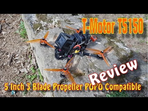 T-Motor T5150 5150 5 Inch 3 Blade Propeller