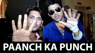 Ayaz And Parth's Paanch Ka Punch