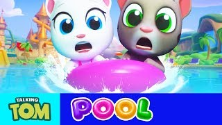 Talking Tom Pool - Jump In! (Official Launch Trailer)