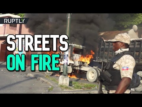 Anti-govt. protests in Haiti: 20 dead, 200+ injured since September