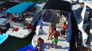 wallenpaupack cove girls party Lake