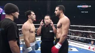 K-1 World GP 2009 Badr Hari vs Zabit Samedov 26.09.2009 (Seoul, South Korea) - HDTV