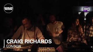 Craig Richards - Live @ Boiler Room London 2012