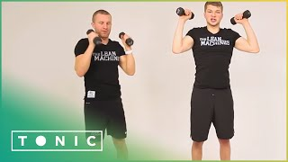 ARMS: 10 MINUTE WORKOUT by Tonic