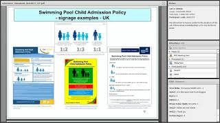 The Implementation of Admission Standards in Ontario's Class A Public Pools: An exploratory study