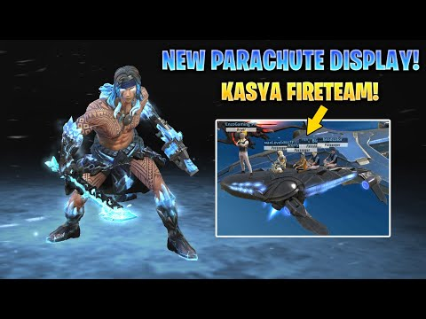 """ROS UPDATE: """"New Parachute and Flyswatter Skin!"""" (Rules of Survival)"""