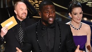 7 Best Presenter Moments From the Oscars 2016: Jacob Tremblay, The Minions, Woody & Buzz
