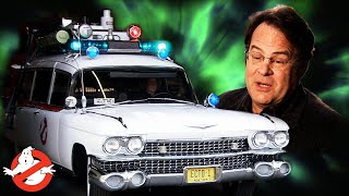 ECTO-1: Resurrecting The Classic Car