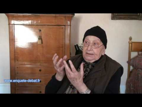 Vidéo de Raymond Boudon