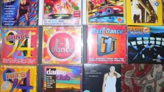 Dance mix 92 96 top hits eurodance